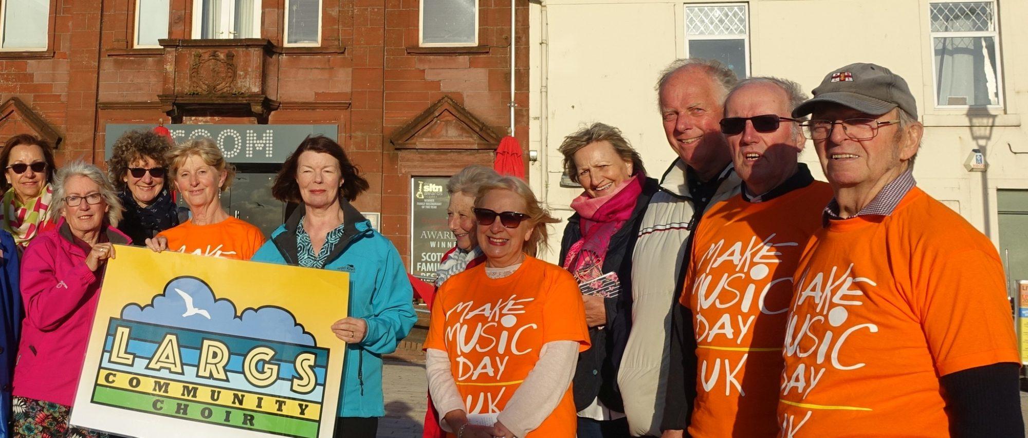 Largs Community Choir